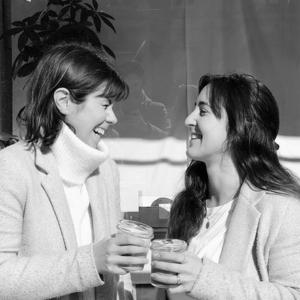 Jasmin Kleinbub und Ann-Sophie Finner